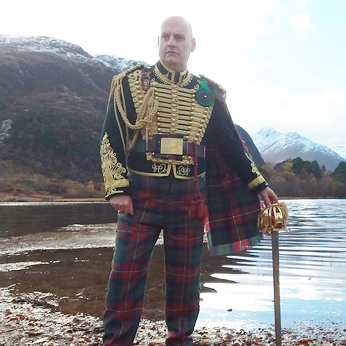 1745 Jacobite Commander's Tour at Loch Shiel. Jacobite Tours